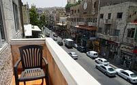 Amman Hotel Balkon