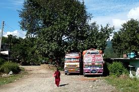 Nepal Transport Titelbild