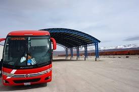 Bolivien Reisetipps Bus Grenze
