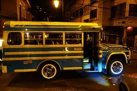 Bolivien Reisetipps Stadtbus
