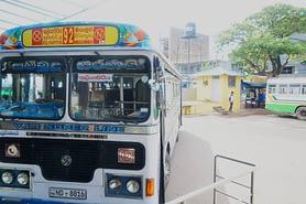 Sri Lanka Reisetipps Transport Bus