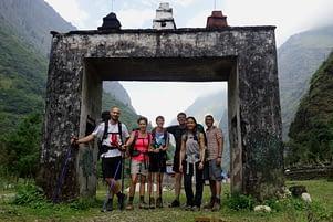 Annapurna Circuit Wandergruppe