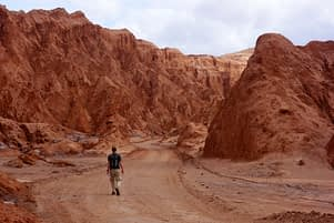 Atacamawüste Todestal Matthias