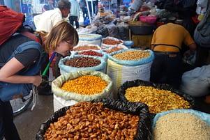 Guatemala Markt Franzi