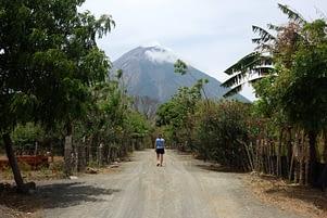 Ometepe Vulkan Franzi
