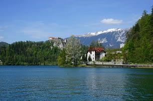 Bled See Villa Burg