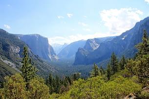 Yosemite Nationalpark View Point