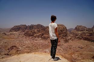 Petra High Place Franzi