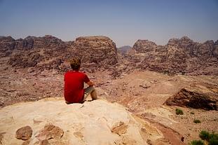 Petra High Place Matthias
