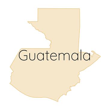 Guatemala Karte