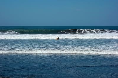 Jiquilillo Surfen Matthias