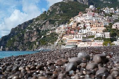 Amalfiküste Positano Strand & Stadt I
