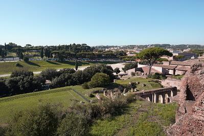 Circus Maximus von oben