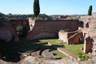 Forum Romanum Palatin I
