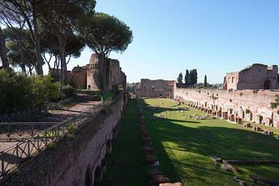 Forum Romanum Palatin II