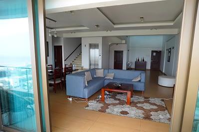 Dar Penthouse Wohnzimmer 1