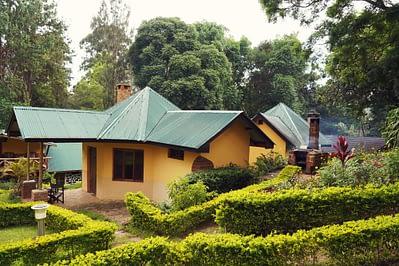 Lushoto Lawns Cottage