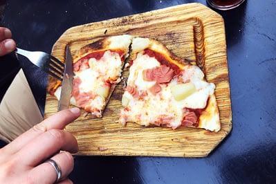 Argentalia Pizza