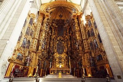 Kathedrale Altar