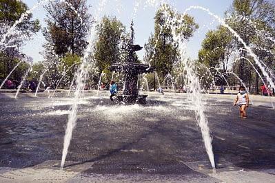 Park Springbrunnen