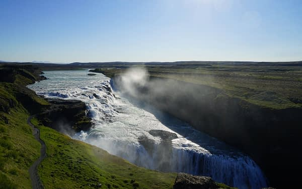 Island Golden Circle Gulfoss