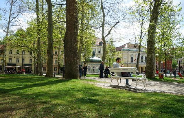 Ljubljana Park