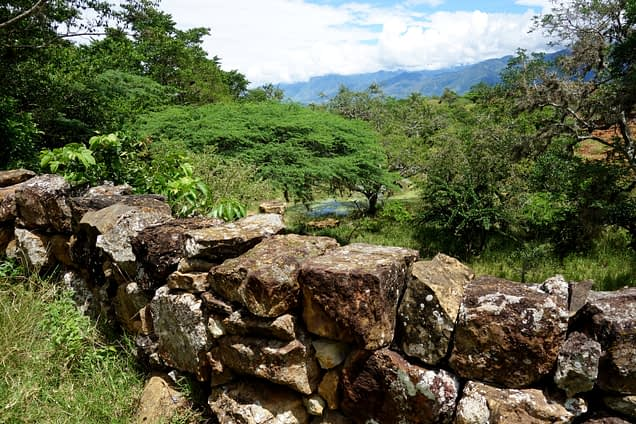 Barichara Camino Guane