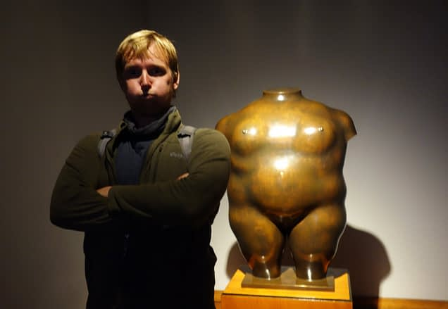 Bogota Museo Botero