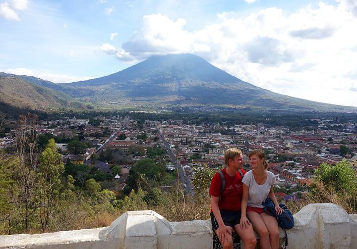 Antigua Cerro de la Cruz Paar