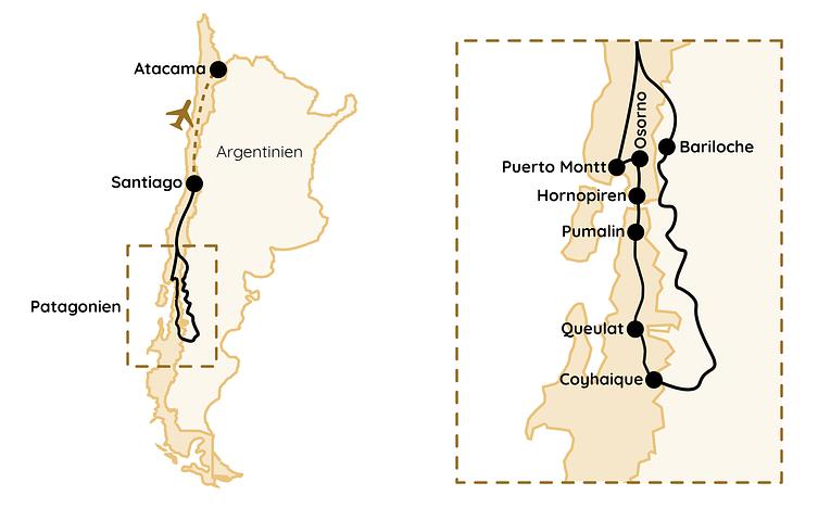 Chile Route