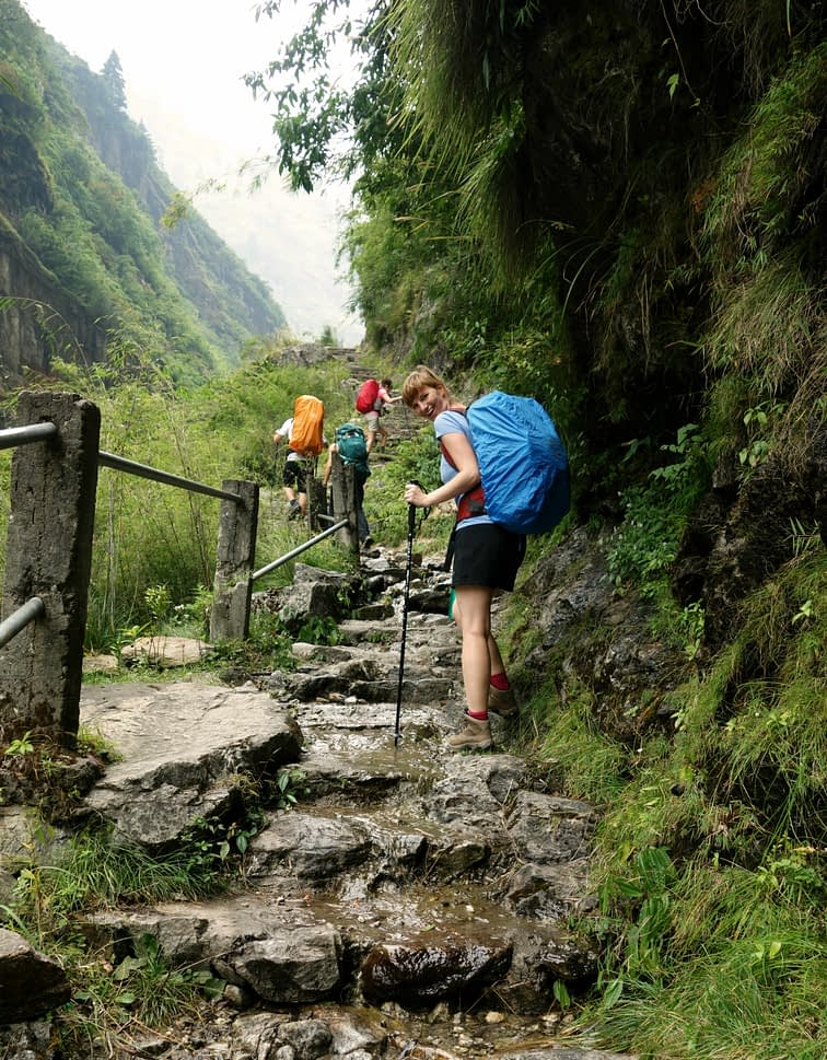 Annapurna Circuit Jagat Franzi