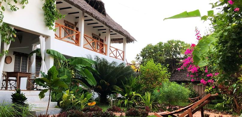 Paje Villa Kiota mit Garten