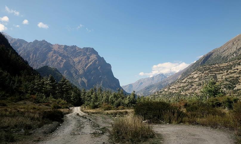 Annapurna Circuit Pisang Tal