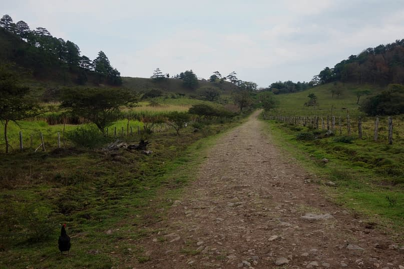 San Rafeal Wandern Weg