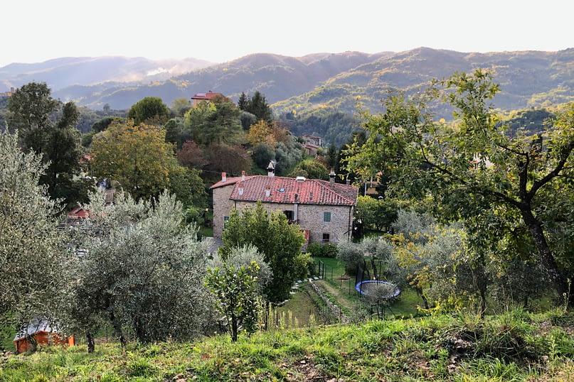 Toskana Casa Gave