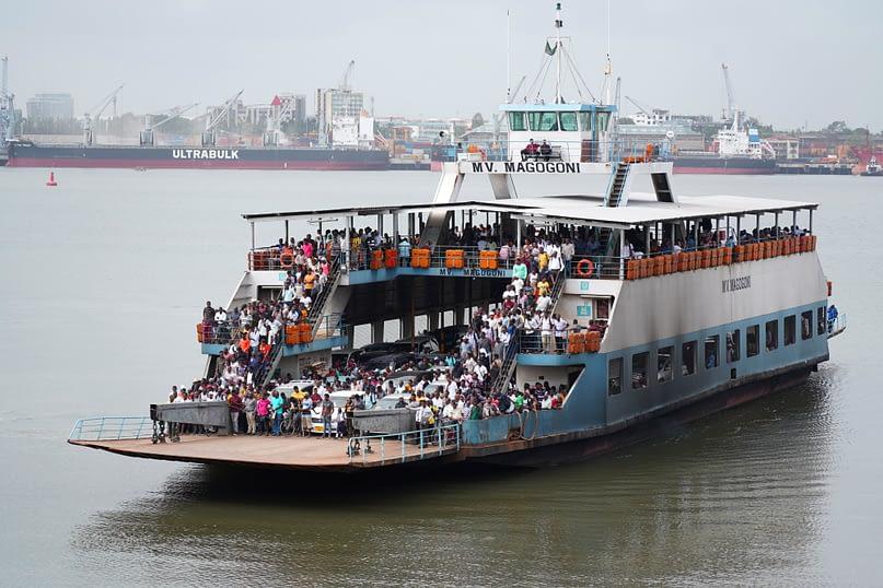 Dar Es Salam Fähre
