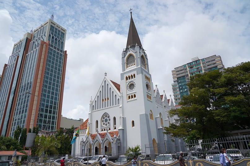Daressalam St. Joseph Kirche