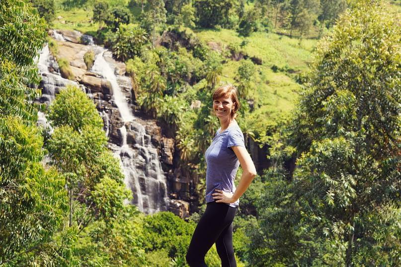 Kisasa Wasserfall Franzi