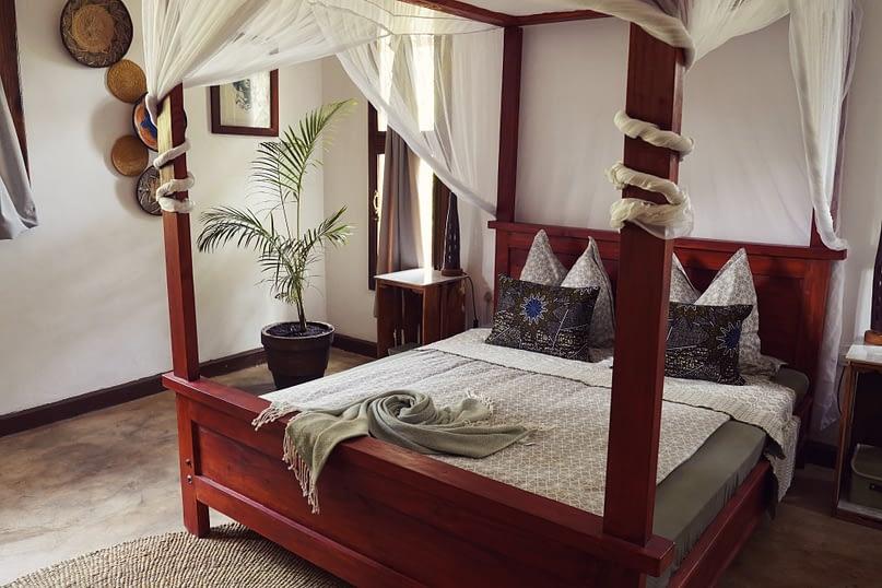 Arusha Utamaduni House Zimmer