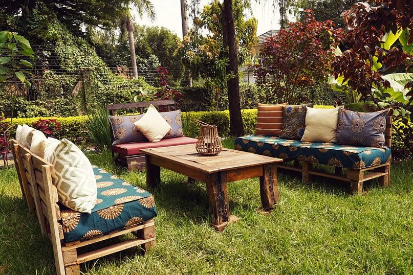 Arusha Utamadunie House Garten