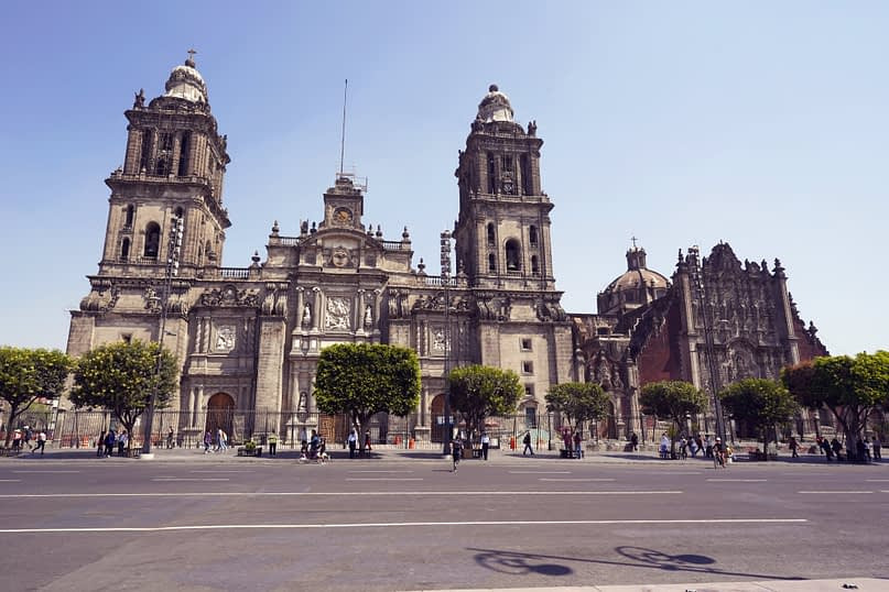 Mexico City Kathedrale