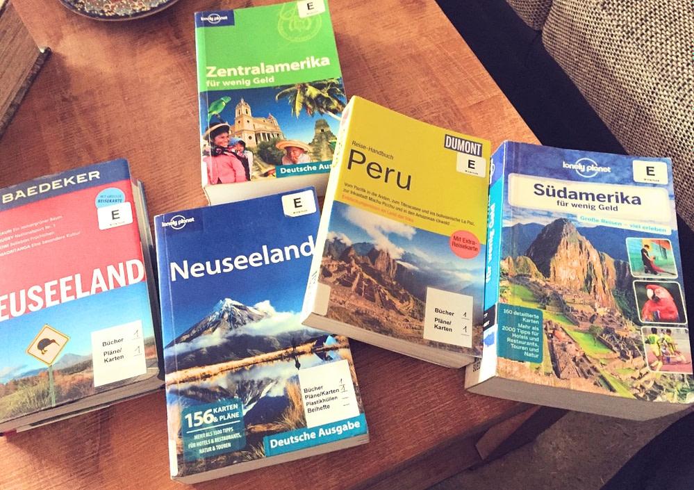 Weltreise Entscheidung