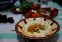 Jordanien Essen Hummus
