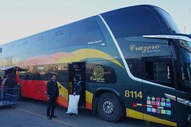Peru Reisetipps Bus