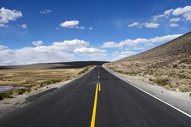 Peru Reisetipps Straße