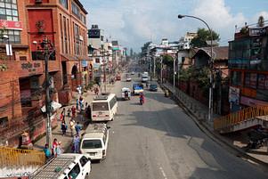 Kathmandu Straße