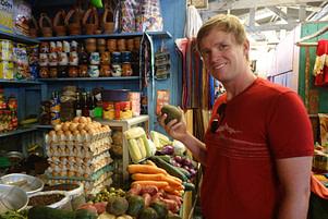 Guatemala Markt Matthias