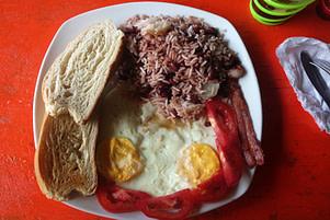 Nicaragua Reisetipps Essen Gallo Pinto