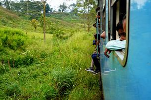 Sri Lanka Zug Kids Blick