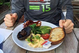 Australien Essen Frühstück
